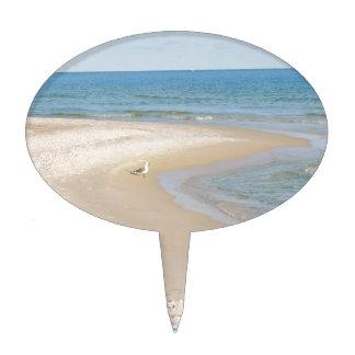 La playa figuras para tartas