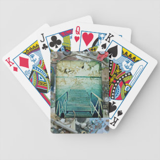 La playa baraja cartas de poker