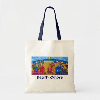 La playa colorea la pintura de Lisa Lorenz