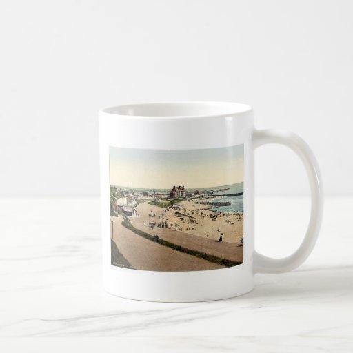 La playa de la haya es decir, cultiva un huerto, G Tazas De Café