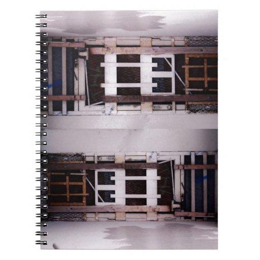 """La playa de Venecia """"no entra """" Libro De Apuntes"""