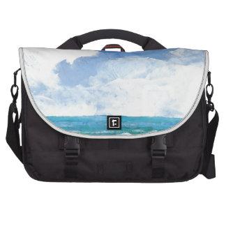 La playa del océano de Ecstacy agita los regalos d Bolsas Para Portatil