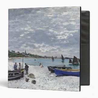 La playa en Sainte-Adresse, 1867