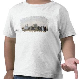 La playa en Trouville, 1867 Camisetas