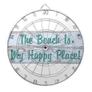 La playa es mi lugar feliz