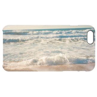 La playa funda clearly™ deflector para iPhone 6 plus de unc