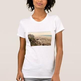 La playa I Mundsley-en-Mar Norfolk Inglaterra Camisetas