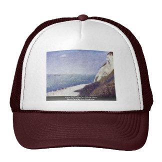 "La playa, ""Le Bas Butin"" en Honfleur "" Gorros"