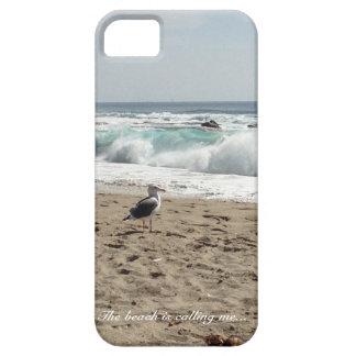 La playa me está llamando - caso del iPhone 5 iPhone 5 Carcasa