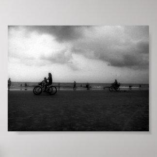 La playa posters