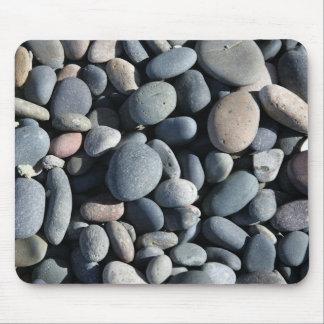 La playa seca oscila Mousepad