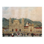 La plaza de Bolivar, Bogotá, 1837 Tarjetas Postales