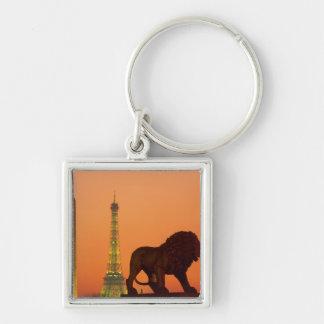 La plaza de la Concordia; Torre Eiffel; Obelisco; Llaveros Personalizados