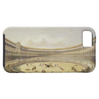 La plaza de Toros de Madrid, 1865 (litho del iPhone 5 Carcasas