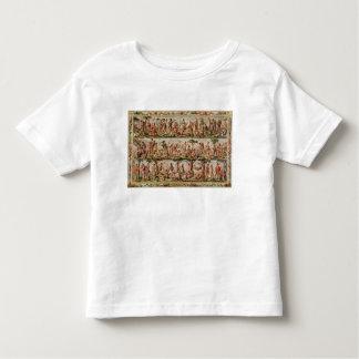La población principal de las Américas, c.1798-99 Camisas