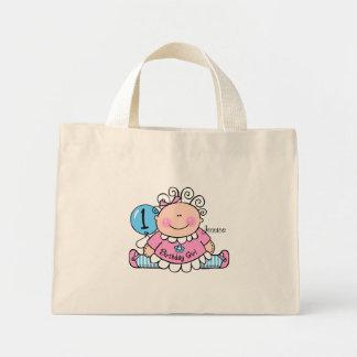 La poca 1ra bolsa de asas del cumpleaños de la muñ