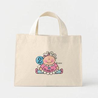 La poca 2da bolsa de asas del cumpleaños de la muñ