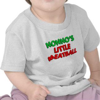 La poca albóndiga de Nonno Camisetas
