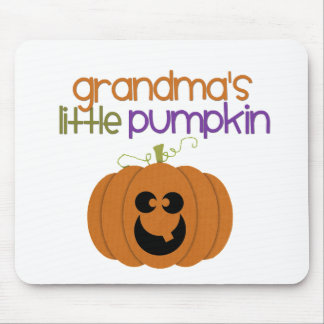La poca calabaza de la abuela mouse pads