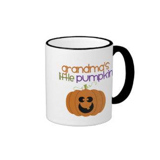 La poca calabaza de la abuela taza a dos colores