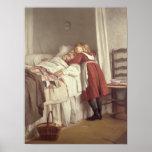 La poca enfermera del abuelo posters