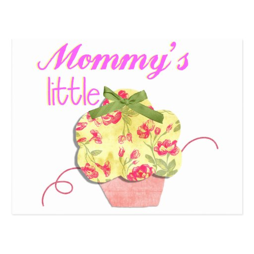 La poca magdalena de la mamá tarjetas postales