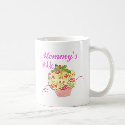 La poca magdalena de la mamá taza