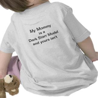 La poca sombra de la mamá camisetas