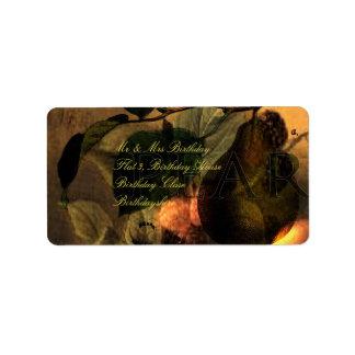 La Poire #1 Label