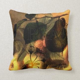 La Poire #1 Throw Pillow