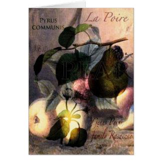 La Poire #2 Card