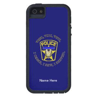 La policía Badge el escudo Funda Para iPhone SE/5/5s