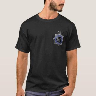 La policía Badge - el HF Playera