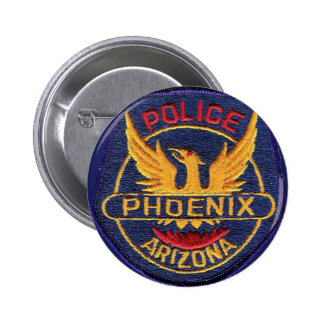 La policía de Phoenix abotona Pins