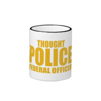 La policía del pensamiento asalta tazas