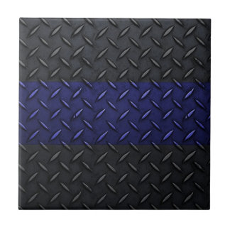 La policía enrarece diseño de la placa del diamant azulejo cuadrado pequeño