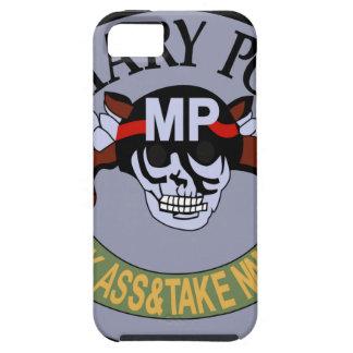 LA POLICÍA MILITAR REMIENDA iPhone 5 Case-Mate COBERTURAS