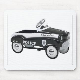 La policía Mousepad