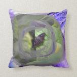 la polilla en la planta invertida afila el insecto cojin