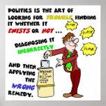 La política es un arte (1) impresiones