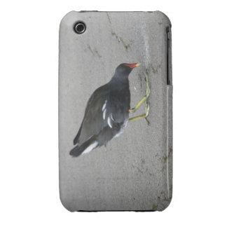 La polla de agua divertida toma un caso del iPhone Case-Mate iPhone 3 Cárcasa