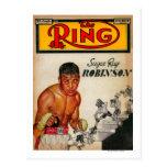 La portada de revista 2 del anillo postal