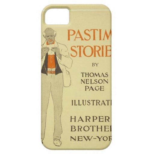 La portada de revista de Harper del vintage iPhone 5 Case-Mate Protector