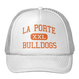 La porte bulldogs alumni gifts t shirts art posters for La porte tx schools