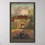 La Porte de Francia un Phalsbourg Posters
