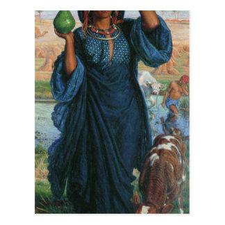 La posluminiscencia en Egipto, siglo XIX de Tarjeta Postal