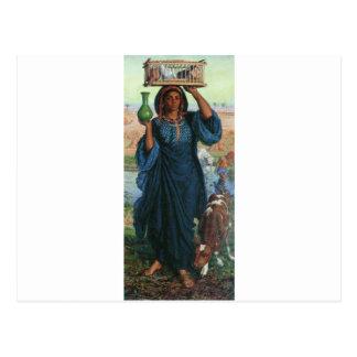 La posluminiscencia en Egipto, siglo XIX de Tarjetas Postales