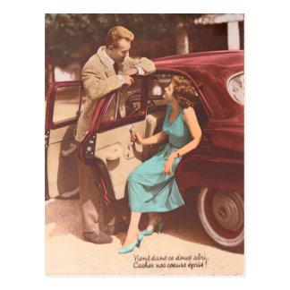 La postal 1 de la tarjeta del día de San Valentín