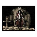 La postal 1 del vampiro de la custodia