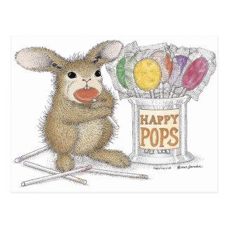 La postal de HappyHoppers®